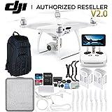 DJI Phantom 4 Pro+ PLUS V2.0/Version 2.0 Quadcopter Essential Pro Backpack Bundle