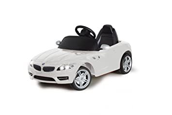 Kinderfahrzeuge Jamara Elektro Kinderfahrzeug Kinderauto Ride-on BMW Z 4 weiß