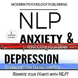 NLP: Depression & Anxiety: 2 Manuscripts