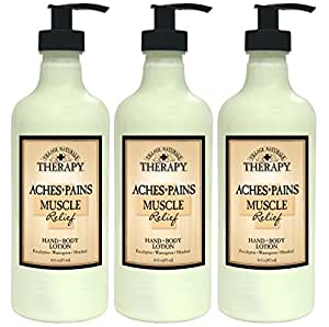 Village Naturals Muscle Relief Lotion Reviews