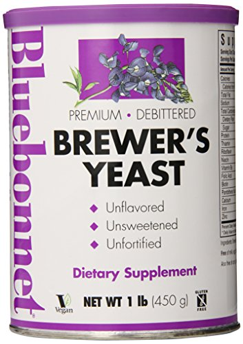 BlueBonnet Brewer's Yeast Powder, 1 Pound