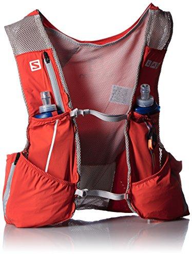 Mochila Salomon Red Sense Aluminium Ultra Racing Lab S Set Rojo FXrqXUw