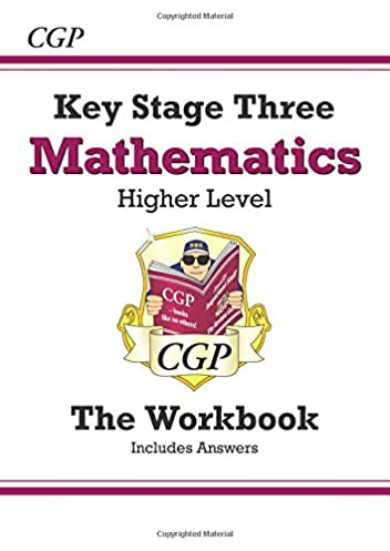 ks3 maths workbook with answers higher cgp ks3 maths amazon rh amazon co uk Holt Mathematics Answers 6th Grade Instant Math Answers