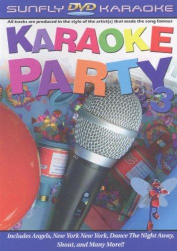 Karaoke Paty Volume 3 (Vol 3 Karaoke Dvd)