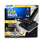 Camco 44600 Universal Flex Pads for Leveling