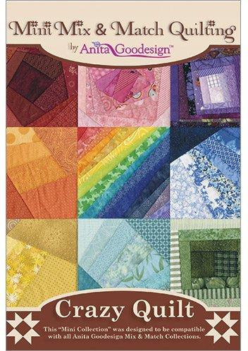 Anita Goodesign Embroidery Designs Crazy Quilt by Anita Goodesign