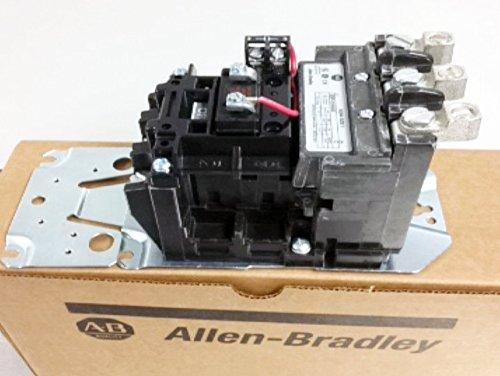 ALLEN BRADLEY 500-COD930 B 115-120V-AC 25HP 45A AMP SIZE 2 MOTOR STARTER B410414 ()