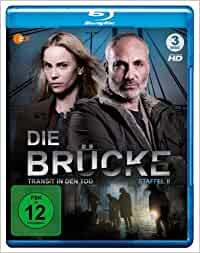 die br cke transit in den tod staffel 2 alemania blu ray libros. Black Bedroom Furniture Sets. Home Design Ideas