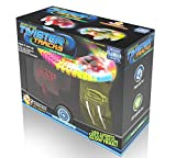 Mindscope Twister Tracks Neon Glow in Dark Add On Race Car Series set of 2