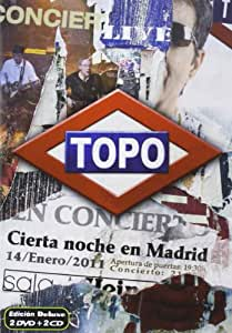 Cierta Noche En Madrid (2 Dvd + 2 Cd)