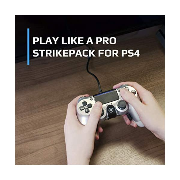 Collective Minds Strike Pack F.P.S. Dominator Controller Adapter with MODS & Paddles for PS4 6