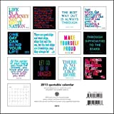 (8x8) Color Quotes - 2013 Mini Calendar