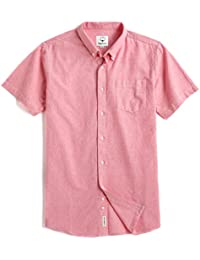 Amazon.com: Pinks - Casual Button-Down Shirts / Shirts: Clothing ...