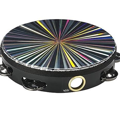 Remo TA-4108-48 Radiant Tambourine, 8