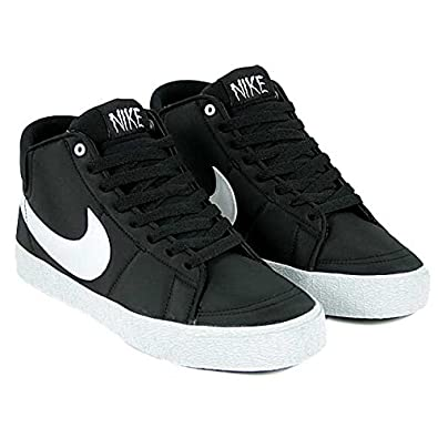 innovative design 1699a d19c6 Nike SB Blazer Mid x Neckface BlackWhite Mens Shoes Size 7 UK  Amazon.co.uk Shoes  Bags