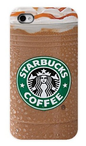 Color.Dream Starbucks ice coffee Hard Plastic Back Case Cover Phone Protective Case for iPhone 5/5S