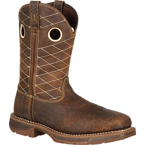 Durango Men's DB4354 Boot,Burnt Umber/Dark Brown,9.5 W US