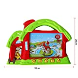 CAREGIFT Music Letter Early Teach Toy