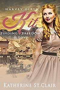 Harvey Girls: Kit by Katherine St. Clair ebook deal