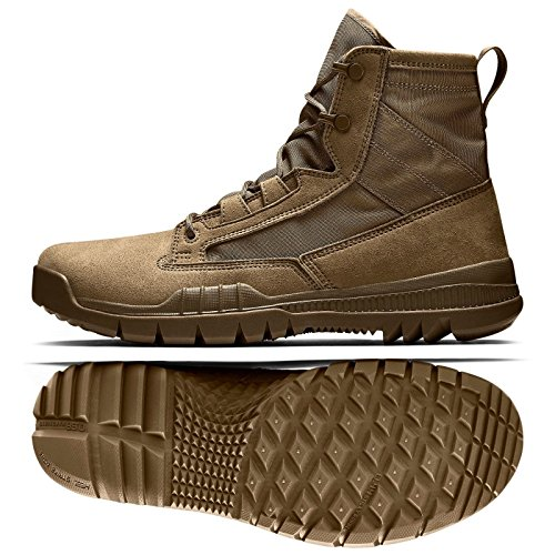 Military Field Boots - 9