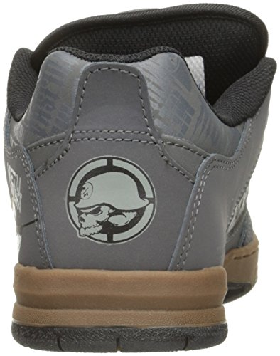 de 367 Skateboard Gum Grey Etnies Chaussures Grey Gris Homme Gum Metal Cartel Mulisha PZ7wC71Yq