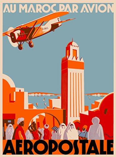 Review Au Maroc Par Avion