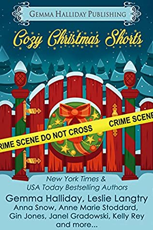 book cover of Cozy Christmas Shorts