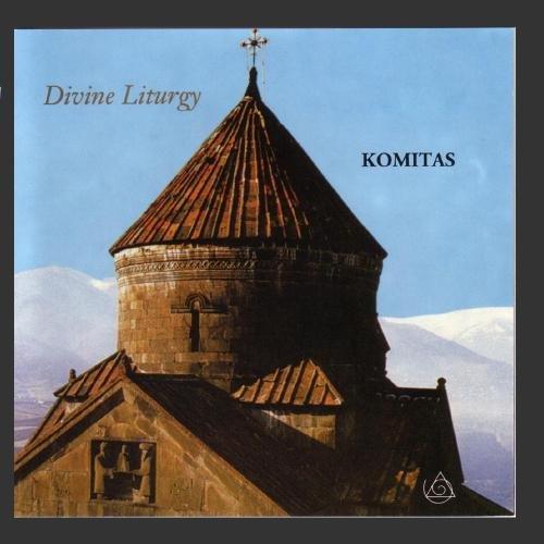 Cover of Komitas - Divine Liturgy