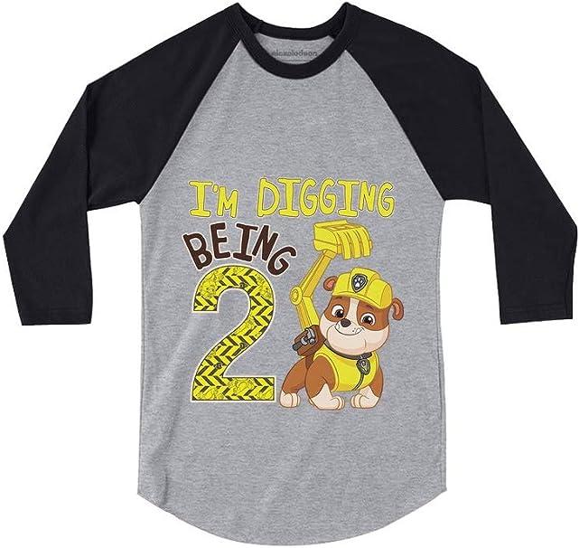 Amazon.com: Camiseta de béisbol con manga de la Patrulla ...