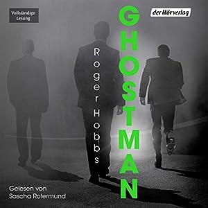 Ghostman Hörbuch