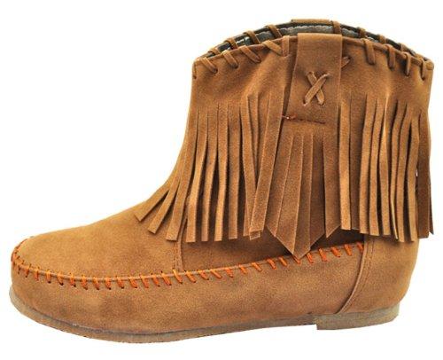 Girls colors Shoes Boots Ladies Camel Ankle Classic Fashion multi Styles Tassel Women's 5Hqvw8