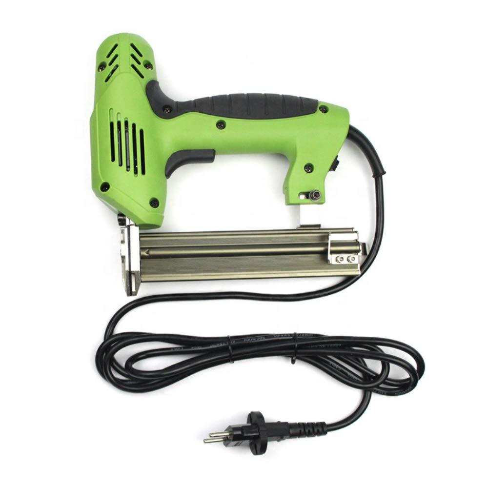 2 in 1 Framing Tacker Electric Nails Staple Gun 220V Electric Power Tools Electric Stapler Gun