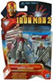 "Ultimate Armor - Iron Man 2 - 3.75"" Action Figure - Hasbro"