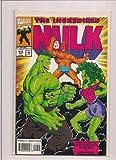 The Incredible HULK #412 MARVEL Comics