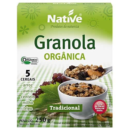 Granola Tradicional Orgânica Native 250g
