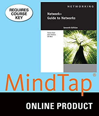MindTap Computing Online Courseware to Accompany Dean/Andrews/West's Network+ Guide to Networks, 7th Edition, 2 terms (12 months)