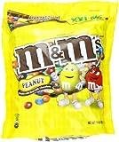 M&M PEANUT CANDY 56 oz