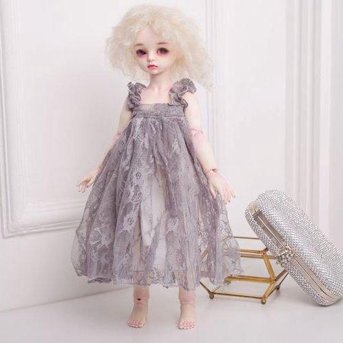 softgege Sales: Outfit Dress Suit for 1/3 SD & 1/4 MSD BJD Dollfie / Doll Dress / Doll Princess Dress