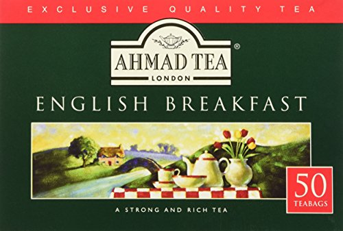 Ahmad Tea - English Breakfast 50 Bags - 125g