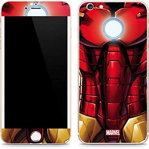 sale retailer a6311 8a0d5 Marvel Ironman iPhone 6/6s Plus Skin - Ironman Power Up Vinyl Decal Skin  For Your iPhone 6/6s Plus