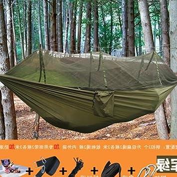 camouflage linge de lit SUHANG Hamac Extérieur Avec Une Moustiquaire Linge De Lit Portable  camouflage linge de lit