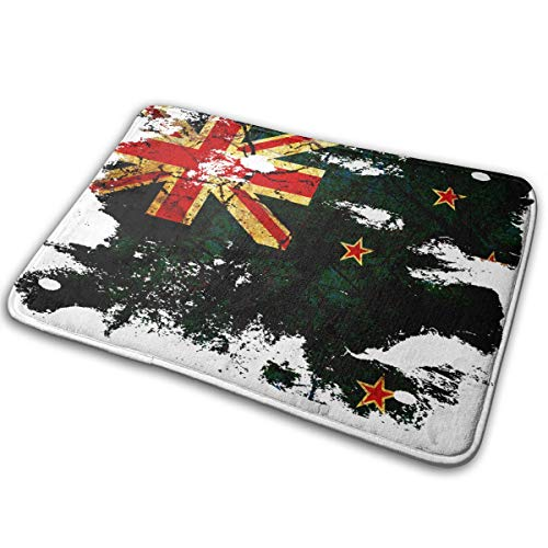 ACBULU Doormat New Zealand Flag Entrance Rug Indoor/Outdoor for sale  Delivered anywhere in USA