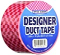 Duct Tape 2535 1.88X10 Y Optic Illusn, Multicolor by Duct Tape