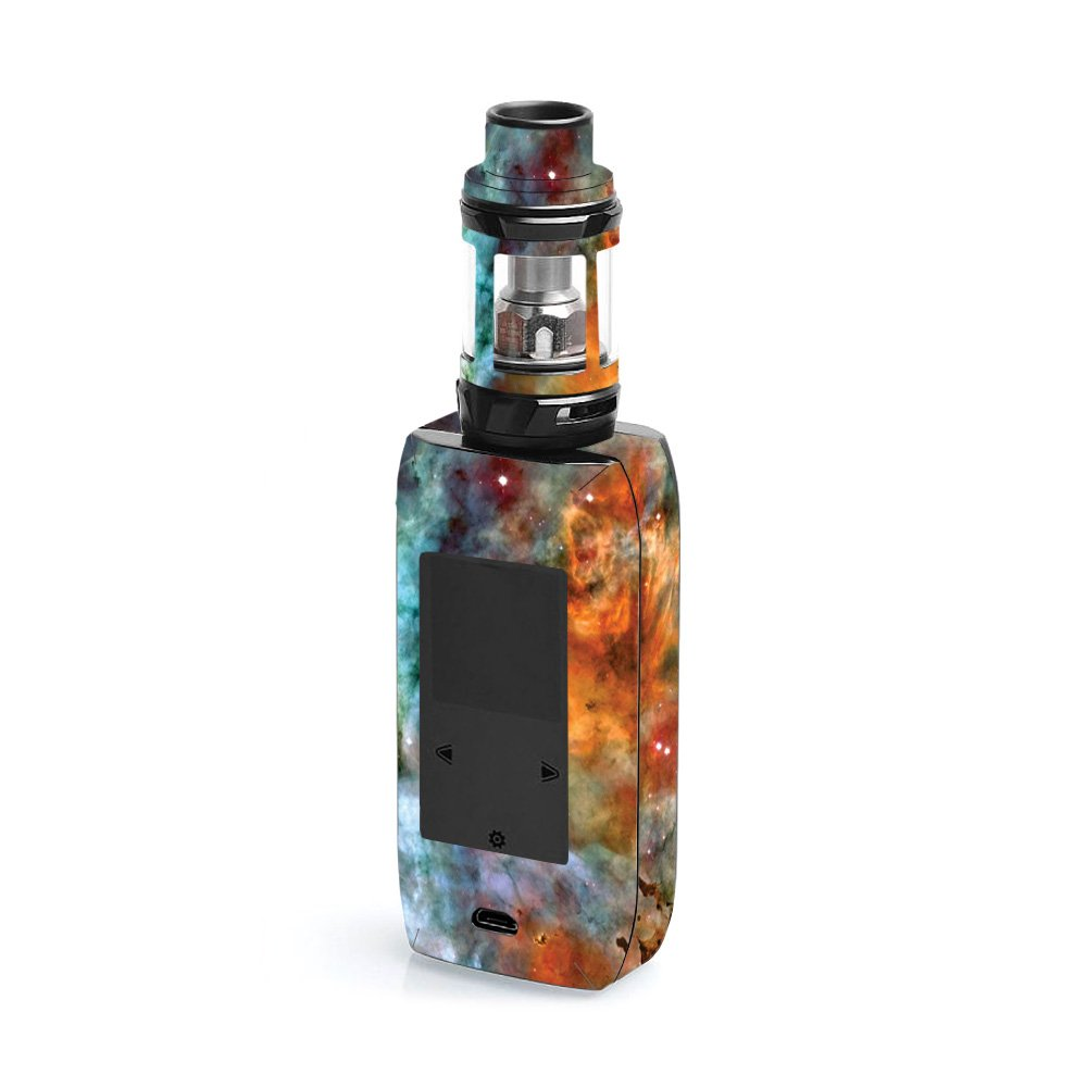Made in The USA and Change Styles Remove and Unique Vinyl Decal wrap Cover Easy to Apply Solid Purple Protective MightySkins Skin Compatible with VooPoo Drag Mini Durable