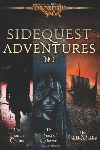 SideQuest Adventures No. 1 (The Foreworld Saga Book 1)