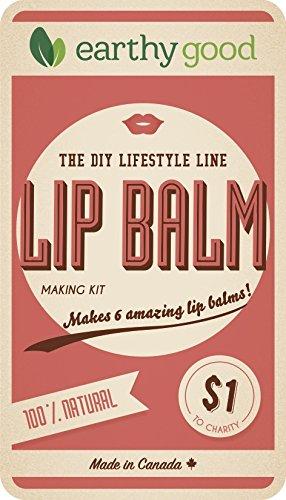 Lip Balm Making Kit - 9