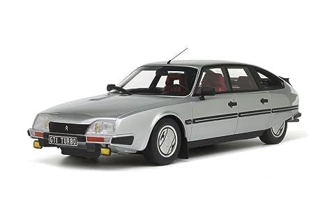 Otto Mobile ot643 – Citroën CX 25 GTI Turbo serie 1 1984 – Plata – Escala