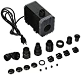 Tech'n'Toy Grech CHJ-6000 1585 GPH Aquarium Submersible Fountain Pump