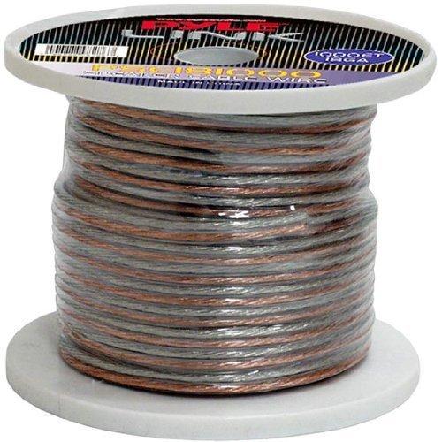 PSC181000 18-Gauge 1000 Pies Carrete de altavoz de alta calidad de alambre postal