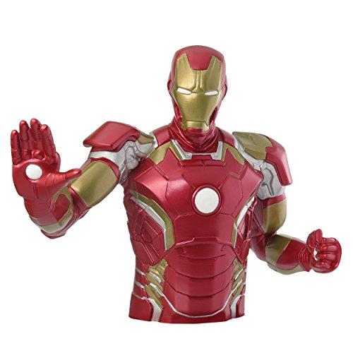 Avengers: Age of Ultron Iron Man Light-Up Bust - Shop Ironman Online